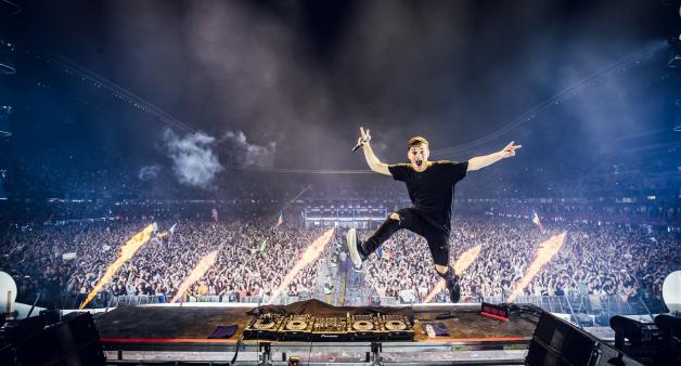 Martin Garrix: made it young, started young