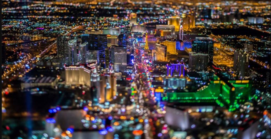 The Exodus Diaries: Being 20 in Las Vegas