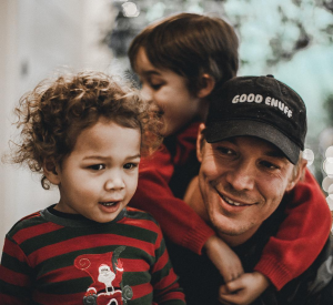 diplo with his two boys