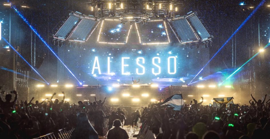 YOUR WEEKEND WARMUP FT. Alesso