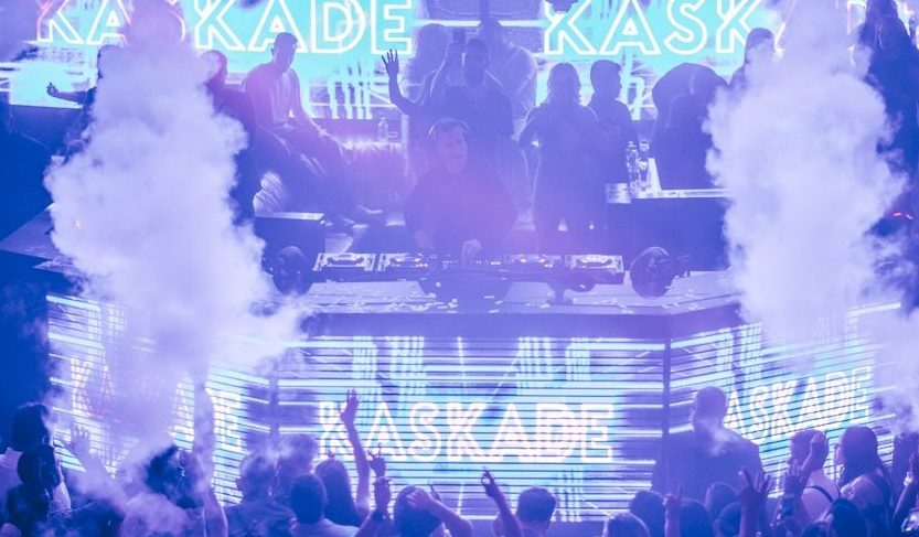 YOUR WEEKEND WARM UP: Kaskade