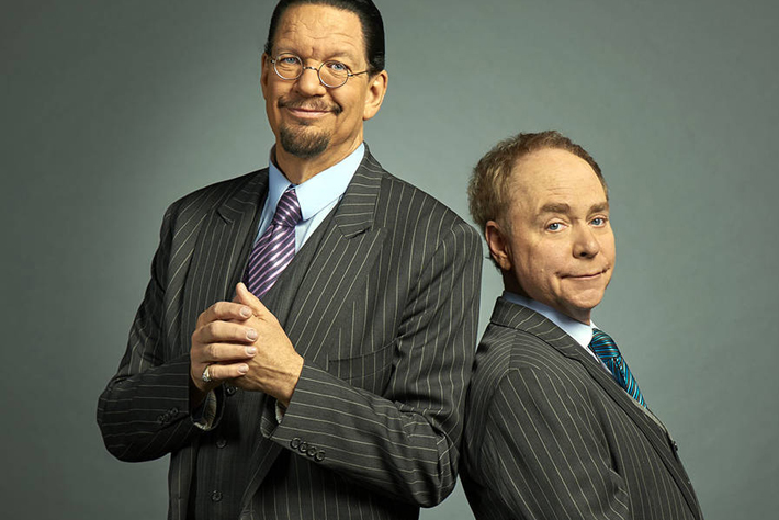Penn & Teller Magic Show Review