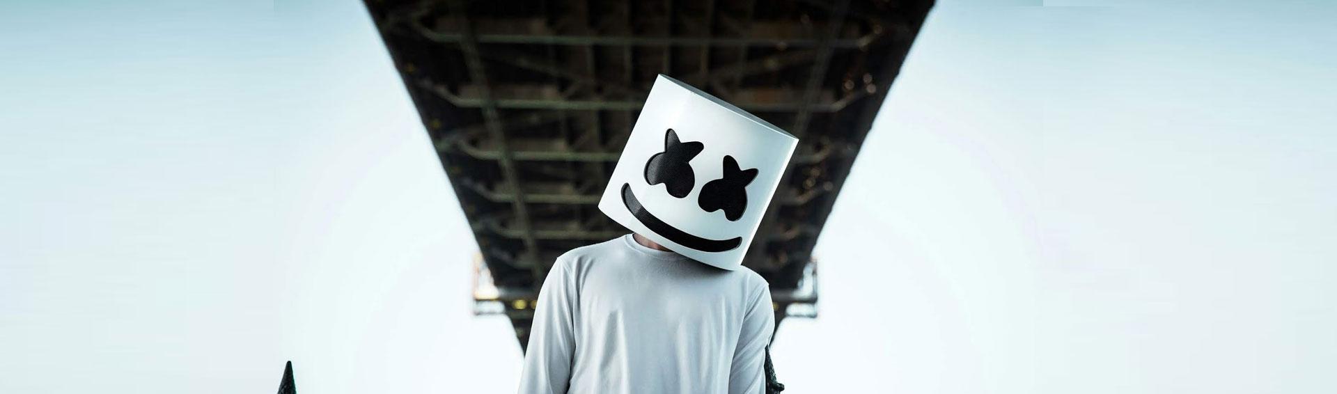 DJ Marshmello Las Vegas