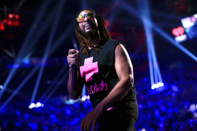 Lil Jon performing in Las Vegas